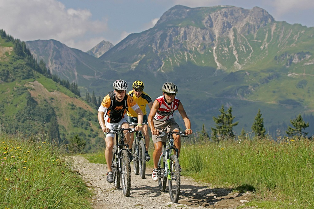 Tannheimer Tal Mountainbike