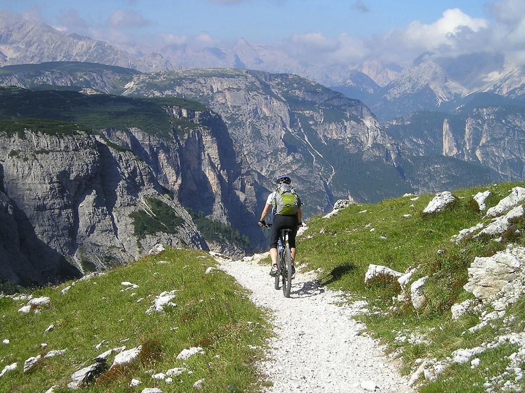 Gardasee Mountainbike Transalp
